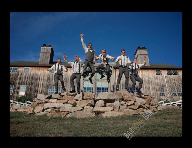 Glasbern Inn Wedding 095