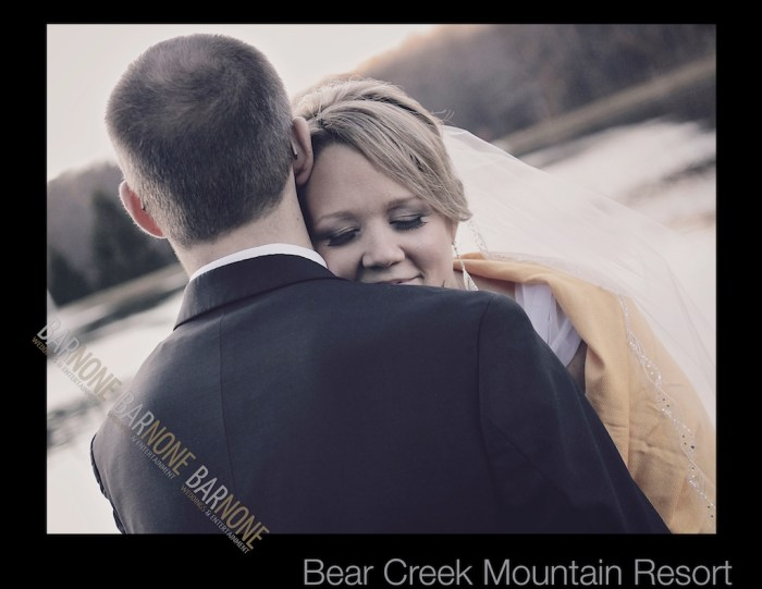 Bear Creek Wedding 373