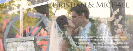 Christian & Michael – Woodloch Pines Resort – Wedding Highlight Film