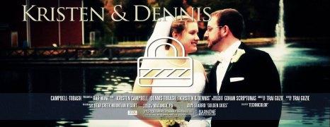 Signature Edit – Kristen & Dennis – Bear Creek Wedding Film