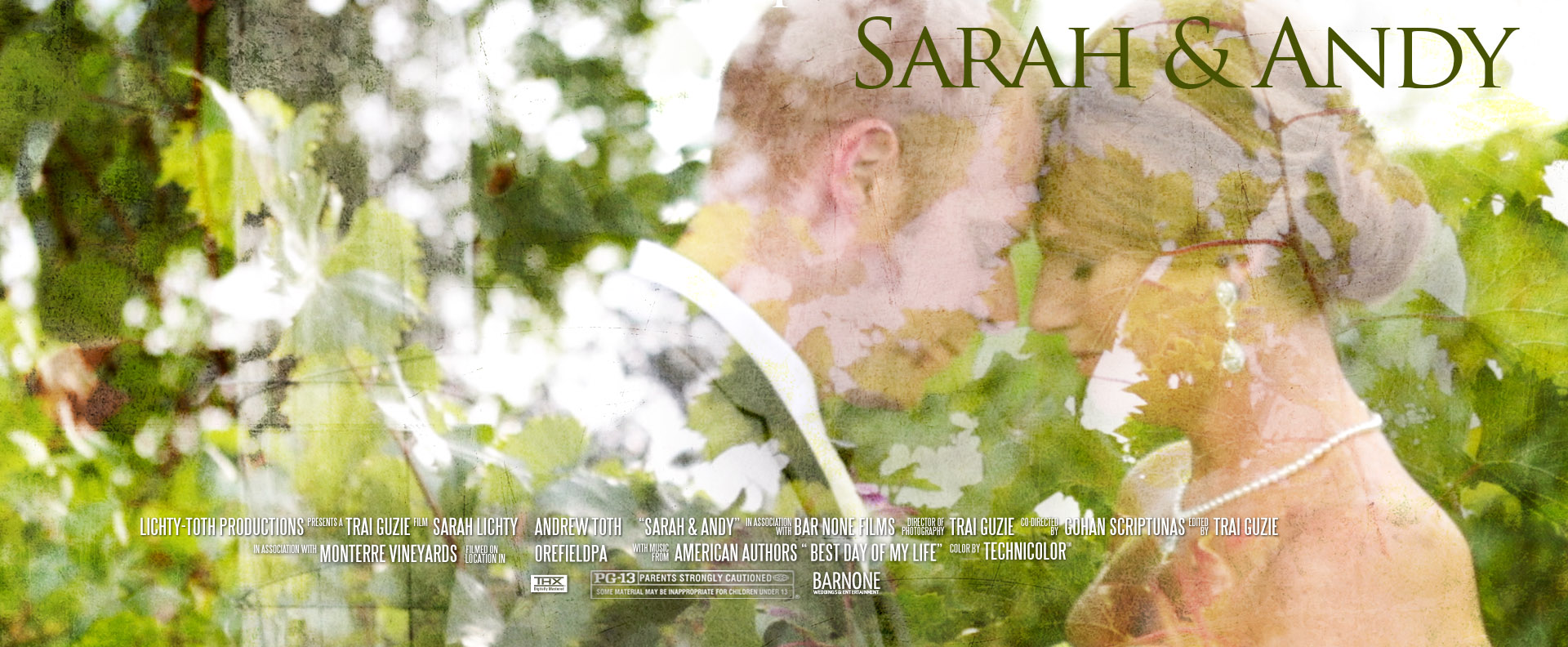 Same Day Edit Film - Montere Vineyards - Orefield PA Wedding Video