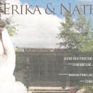 Erika & Nathan – Mountain Springs Lake Resort – Wedding Highlight Film