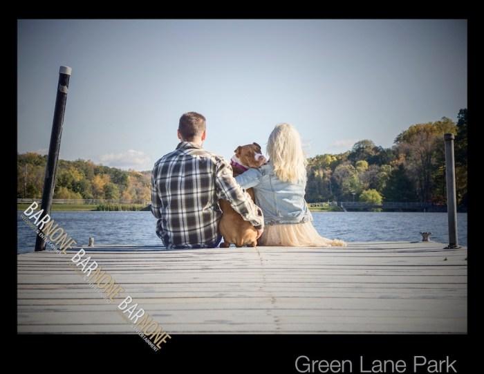Green Lane Engagement - Bar None Photography 1604
