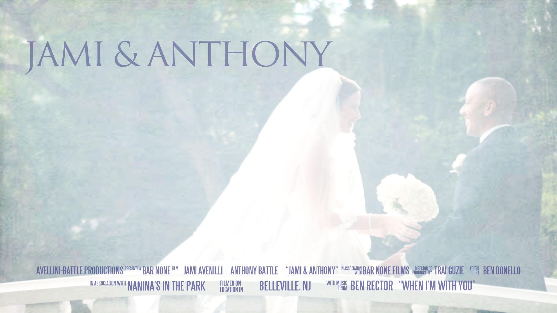 Thumbnail Naninas in the Park Belleville Nj Video Wedding Highlight Film