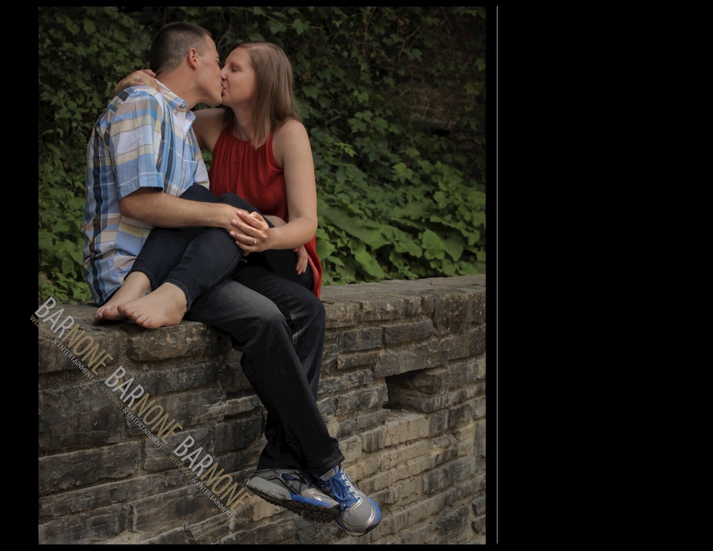 Buttermilk Falls Engagement Photography - Bar None Photography 1917