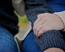 Rachel and Jordan Engagement Photography at Lockridge Park