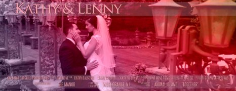 Kathy & Lenny – The Manor West Orange, NJ – Wedding Highlight Film