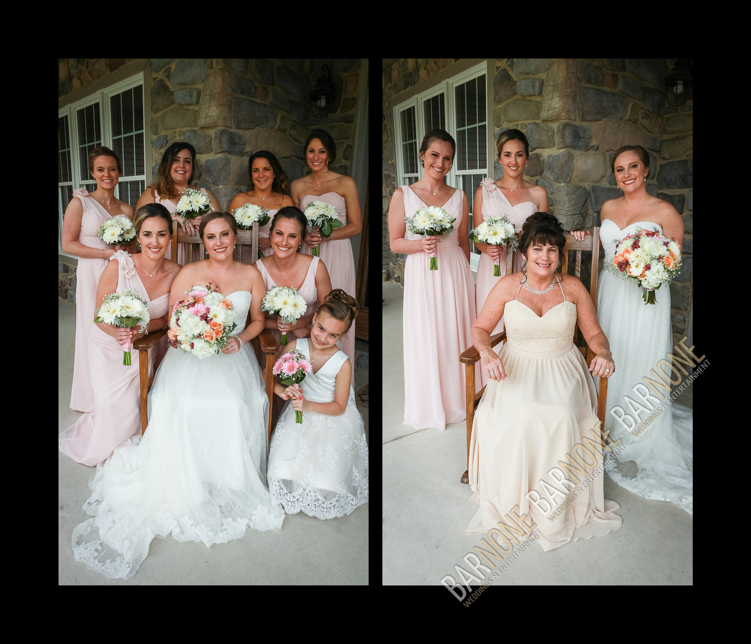 Carrie and Keith wedding photography at Barn Swallow Farm ...