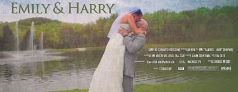 Emily & Harry – Bear Creek Mountain Resort – Macungie, PA – Signature Edit Wedding Film