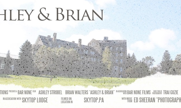 Ashley & Brian – Same Day Edit Reaction – Skytop Lodge, PA