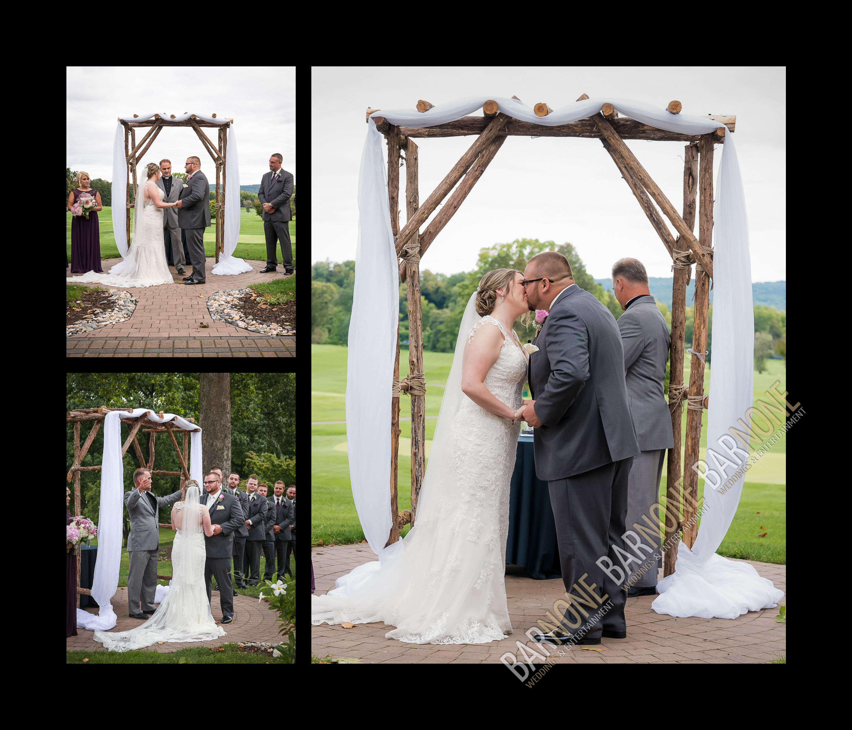 Country Club Wedding Photography - Bar None Photography