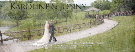 Karoline & Jonny – Riverview Country Club – Highlight Film – Easton, PA – Grand Estonian