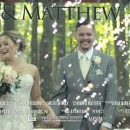 Corinne & Matthew – Stroudsmoor Country Inn – Highlight Film – Stroudsburg, PA