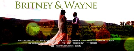 Britney & Wayne – Kempton Community Center – Highlight Wedding Film