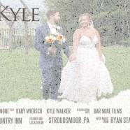 Katy & Kyle — Wedding Highlight Film —  Stroudsmoor Country Inn — Stroudsburg, PA