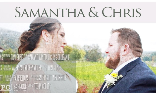 Samantha & Chris – Liberty Mountain Resort – Wedding Highlight Film – Fairfield PA