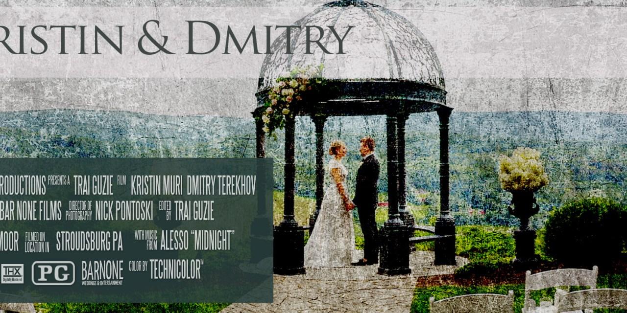 Kristin & Dmitry – Wedding Highlight Film – Stroudsmoor Country Inn