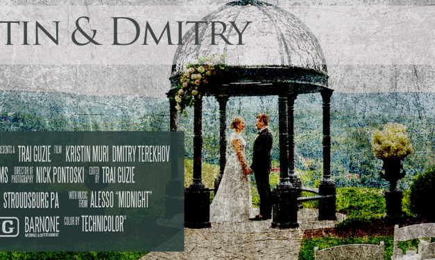 Kristin & Dmitry – Wedding Highlight Film – Stroudsmoor Country Inn