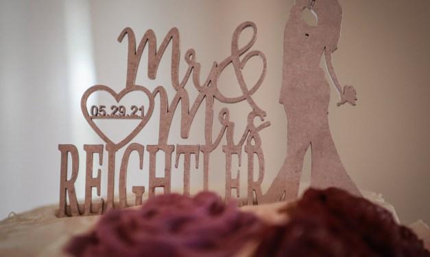 Sarah and Josh Wedding Photography at Mary Stegmaier Mansion