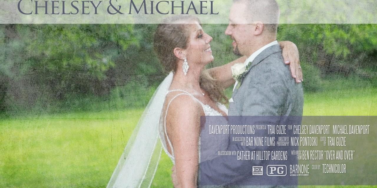 Chelsey & Michael – Gather at Hilltop Gardens – Wedding Highlight Film – Emmaus PA
