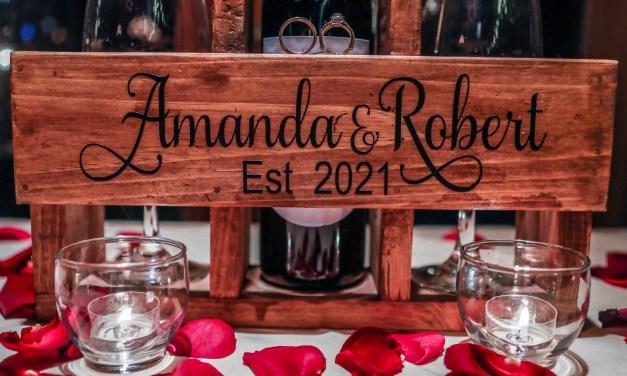 Amanda and Robert Wedding Photography at Stroudsmoor Country Inn