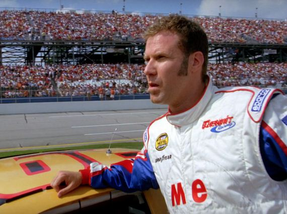 Facts About The Movie Talladega Nights Barnorama