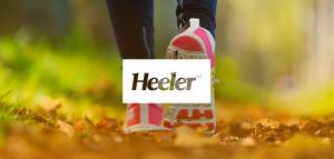 heeler hälsmärta hälkopp hälsporre ont i hälen rörelse träning ont när jag springer
