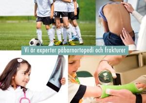 BOC experter på barnortopedi och barnfrakturer barnortopediskt centrum ortopedi fraktur barnläkare