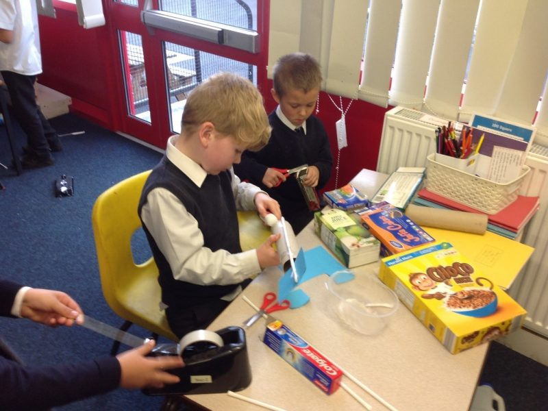 In year 2 we have been learning all about explorers.