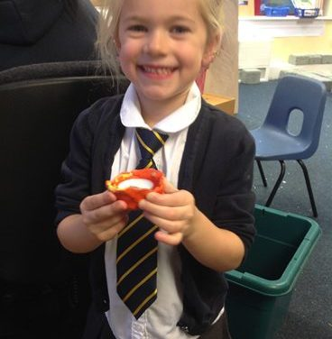 We learnt all about Diwali in Reception this term