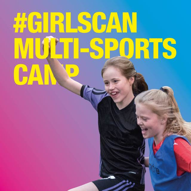 Girls Multi-Sports Camp