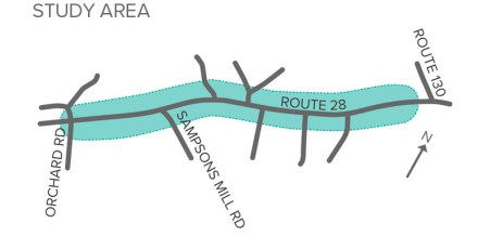 Route28_Mashpee_Corridor_Study_Area