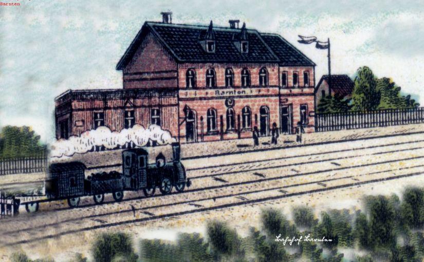 Barnten, Eisenbahnbilder und Impressionen rund um die Eisenbahn, Betrieb und Bau