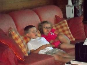 Cole and Olvia - 8-2010 - 2
