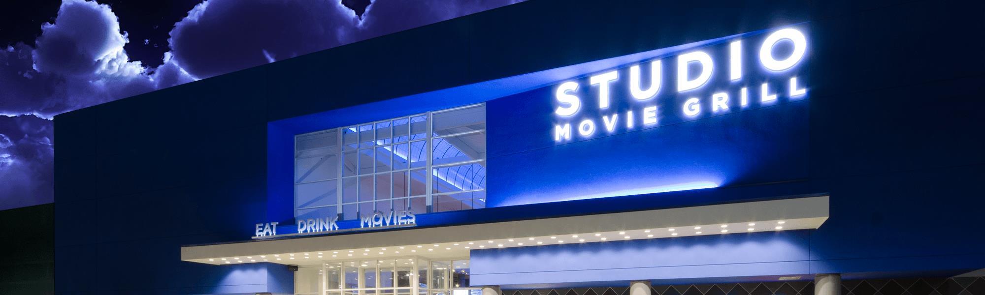 BCE Completes Studio Movie Grill Rocklin CABarnum