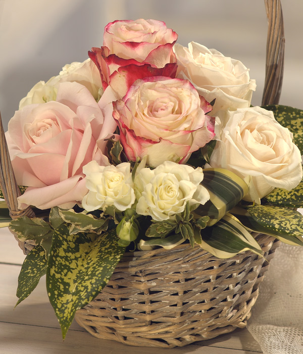Happy Mothers Day Basket