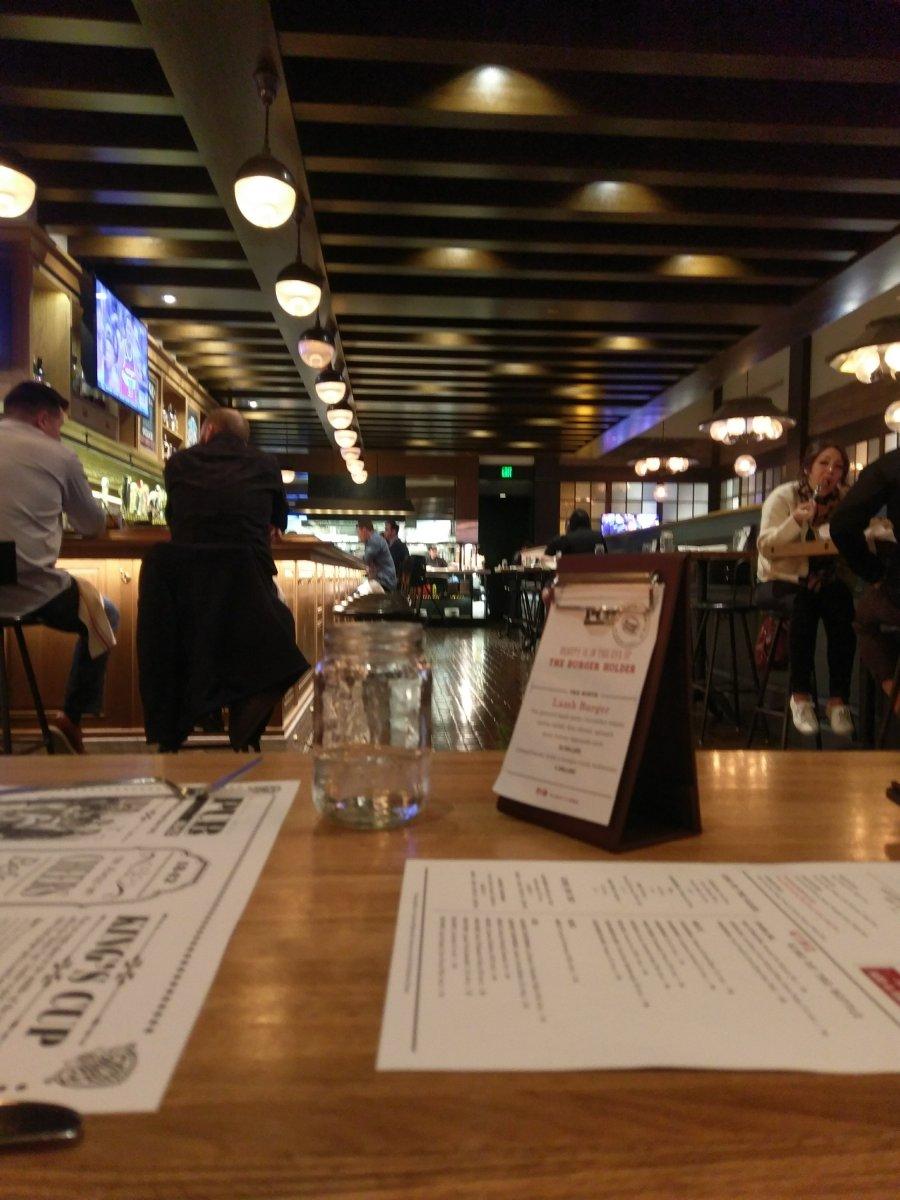 Restaurant Review- Michael Mina Pub 1842. Las Vegas – Barnwood and Baked Goods