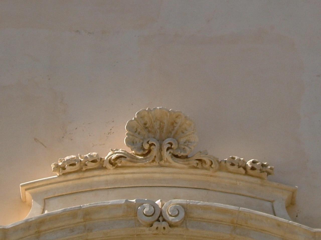 PALAZZO RAU LA FERLA  NOTO SR  Barocco nel lino