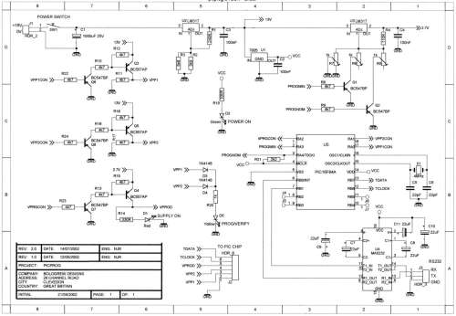 small resolution of intelligent pic programmer schematic