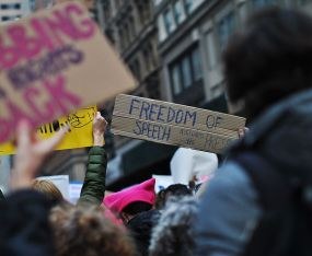 The Line between Free Speech and Hate Speech