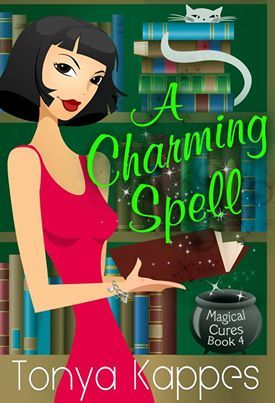 A Charming Spell by Tonya Kappes