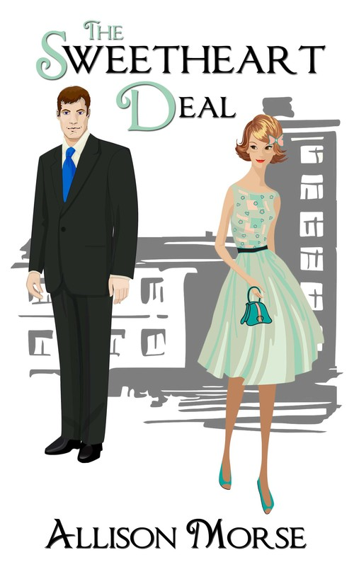 GP Sweetheart Deal by Allison Morse