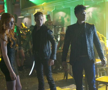 Shadowhunters TV Show Part 4