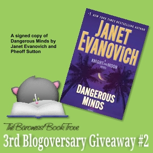 Giveaway #2 for 3rd Blogoversary