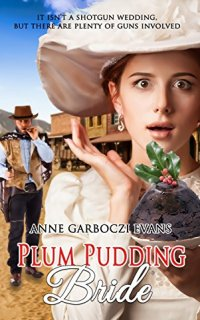 Plum Pudding Bride by Anne Garboczi Evans