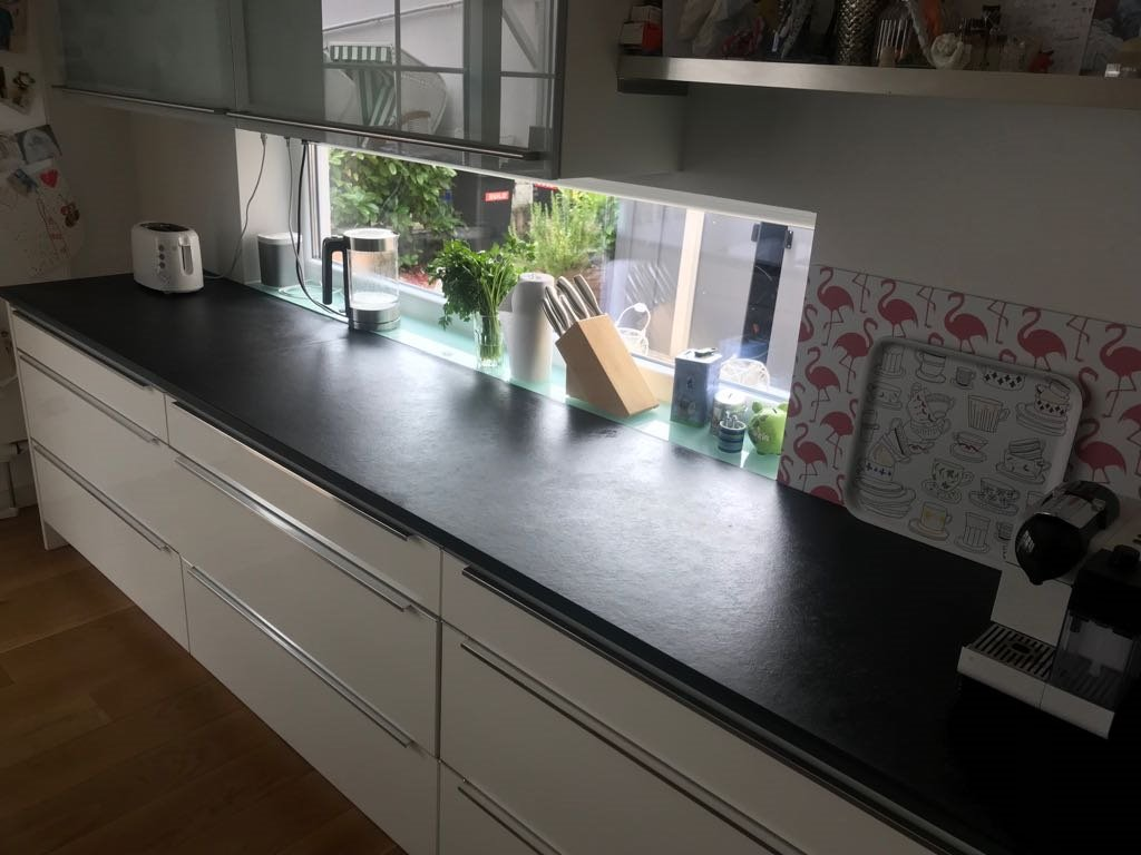 Ikea Kuche Liefern Lassen Schieferplatten Kuche Pflegen Tapete