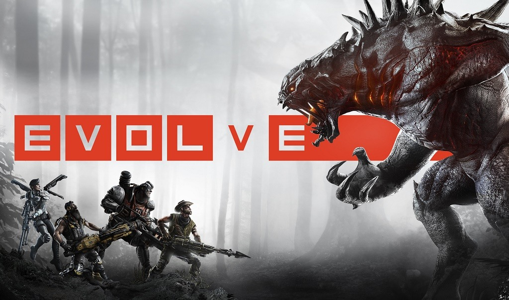 Evolve cartaz