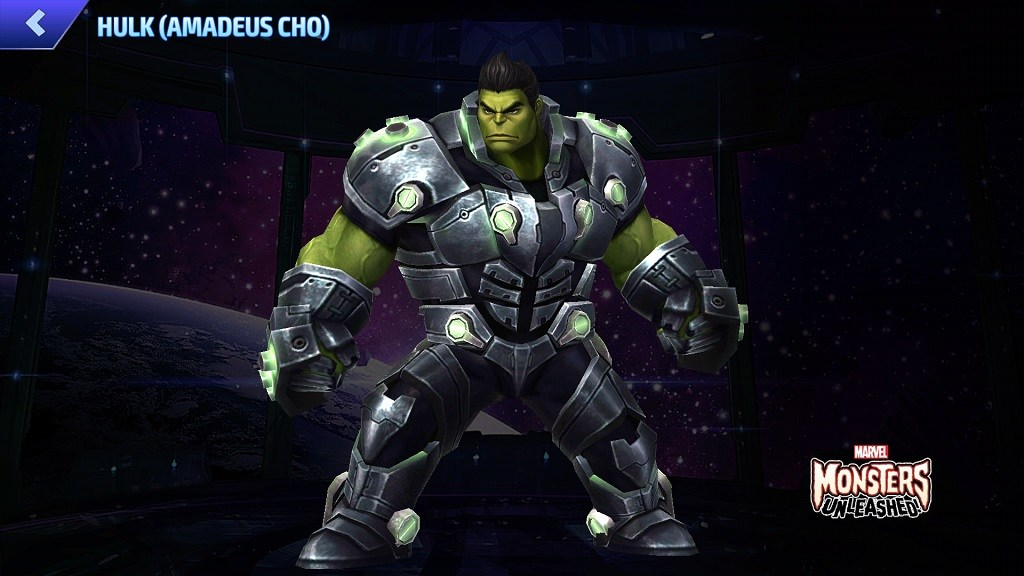 Amadeus Cho Monsters Unleashed