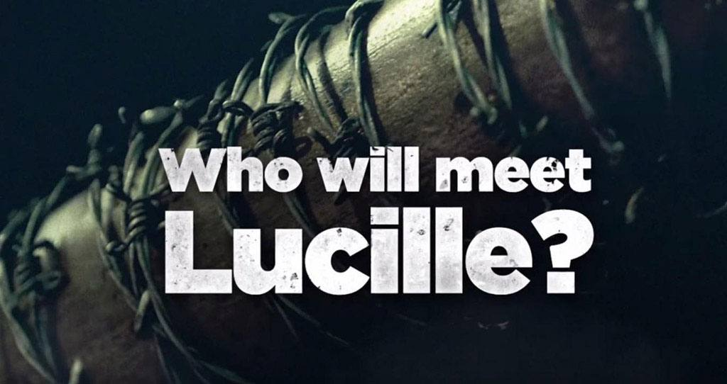 Lucille The Walking Dead