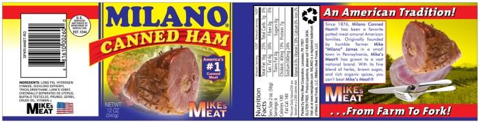 Ham-Sheet